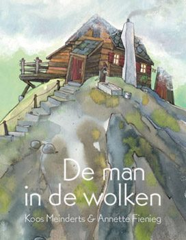 De-man-in-de-wolken