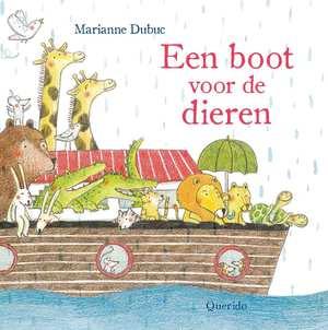 een-boot-voor-de-dieren-marianne-dubuc-boek-cover-9789045119670